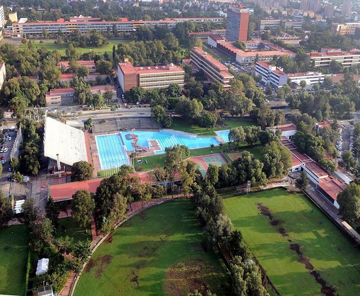 Estancias UNAM